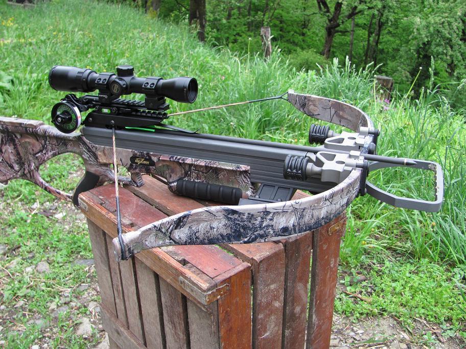 Excalibur Matrix 355 crossbow review